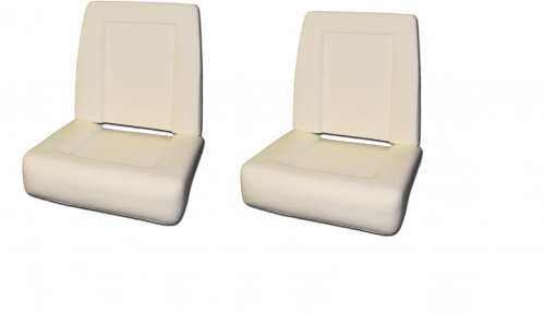 Legendary Auto Interiors - 1960-65 Bucket Seat Foam Set A, B & C-Body - Image 1