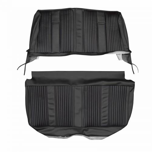 Dante's Mopar Parts - Mopar Seat Cover 1967 Belvedere II, 4-door & Wagon B-body Front Straight Bench - Image 1