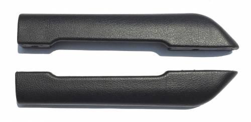 Dante's Mopar Parts - Mopar Arm Rest Pads 1970-1974 Plymouth Barracuda