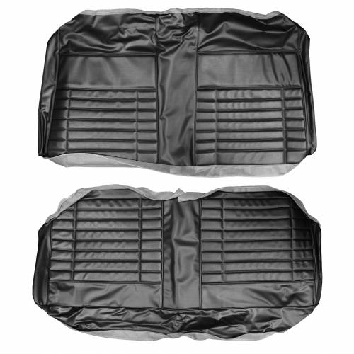 Legendary Auto Interiors - Mopar Seat Covers 1972 Duster, Duster 340, Demon & Demon 340 A-body Rear Bench - Image 1
