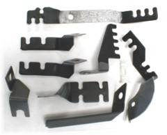 Dante's Mopar Parts - Mopar Spark Plug Bracket Kits- 1968  Big Block (except A-body) - Image 1