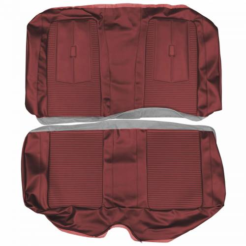 Legendary Auto Interiors - Mopar Seat Covers 1967 Dodge Dart GT Rear Bench - Image 1