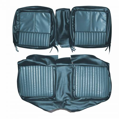 1968 chrysler 300 newport rear seat cover