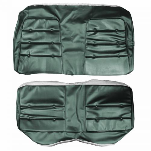 1972-1973 Dodge Charger Rear Seat Cover