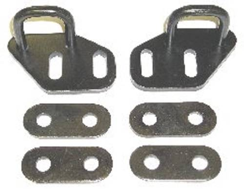 1970-1974 A/B/E-Body Bucket Seat Latch Set
