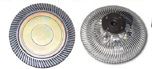1970-1971 Mopar fan clutch 070