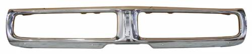 1971-1972 dodge charger front bumper