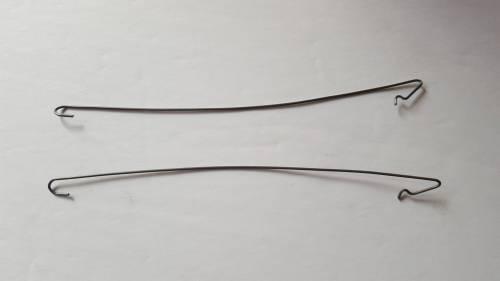 1968-1970 B-body headliner retaining wire