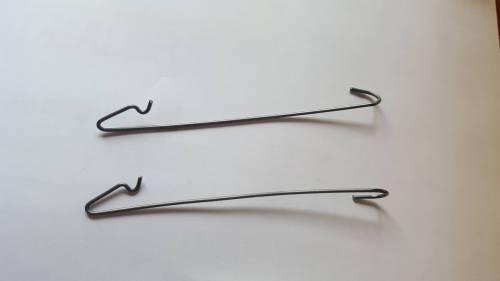 1970-1974 e-body headliner retaining wire