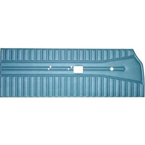 1968 dodge coronet 440 & super bee door panels