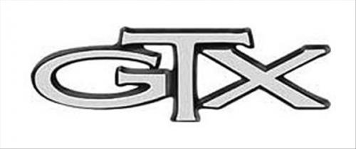 """1967 """"GTX"""" FENDER EMBLEM"""