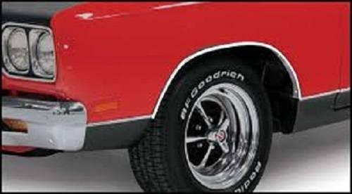 1969 GTX wheel opening moldigns