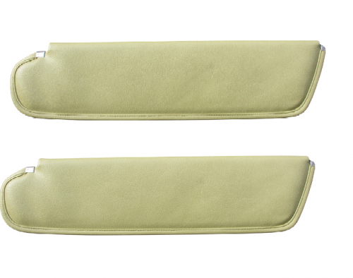1972-1974 e-body sunvisors