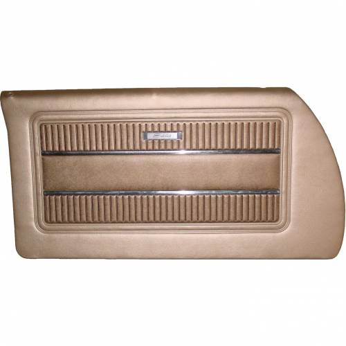 Legendary Auto Interiors - 1965 Plymouth Satellite Front Door Panels-Assembled - Image 1