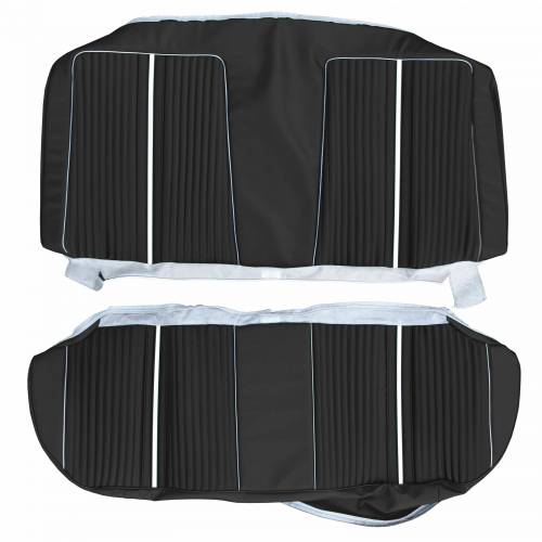 1964 fury 4 door hardtop rear seat cover