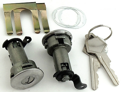 1970-1974 E-body door locks