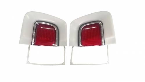 1968 Barracuda tail light lens