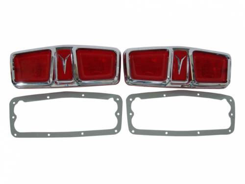 1964 Plymouth Fury Tail Light Lens