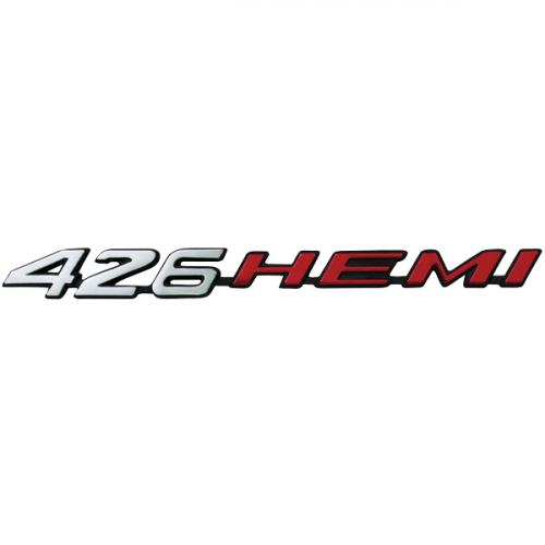 1970-1971 Challenger 426 Hemi hood emblem