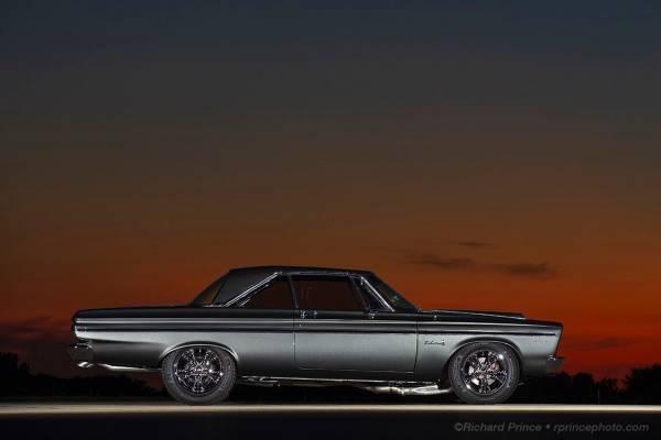 Stunning 1965 Belvedere II