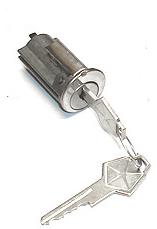 1969 Mopar Ignition Lock
