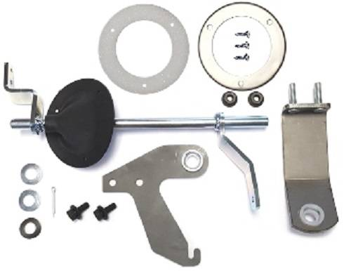 1971-1974 E & B-body Gearshift Control Assembly