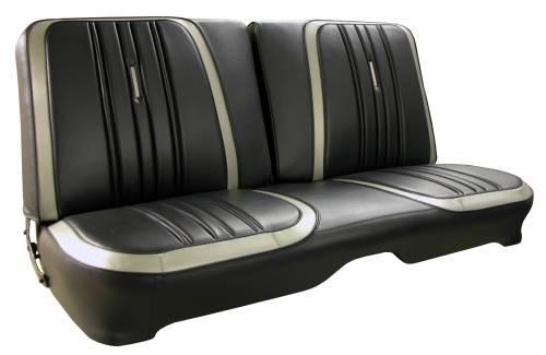 1970 Road Runner deluxe bench seat cover