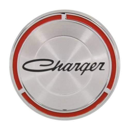 1970 Dodge Charger Door Pad Emblem