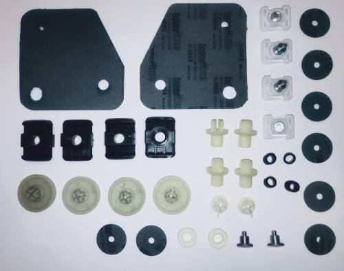 1970-1972 E-body door hardware kit