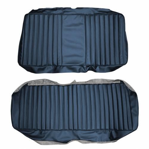 Legendary Auto Interiors - Mopar Seat Covers 1975-76 Duster, Duster 360 & Dart Sport 360 Rear Fold Down Bench - Image 1