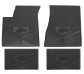 Legendary Auto Interiors - Mopar Vinyl Custom Vintage Floor Mats 1968-1971 Dodge Super Bee - Image 3