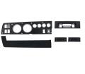 Dante's Mopar Parts - Mopar B-body Rally Dash Bezel Kit- 1969 Dodge Charger, Coronet without A/C