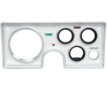 Interior - Dash Trim/Bezels - Dante's Mopar Parts - Mopar A-body 1964 Plymouth Barracuda/Valiant Dash Instrument Bezel