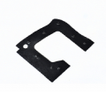Weatherstrip & Gaskets - Splash Shield Seals - Dante's Mopar Parts - Mopar Splash Shields Front Fender Rear Top-1966-1967 B-body Charger Coronet Satellite