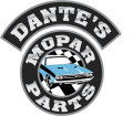 Body Components - Hood Pin Kits - Dante's Mopar Parts - Mopar Body Hood Pin Kits 1969 1/2 A12 Road Runner & Super Bee Lift Off Hood
