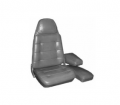 Mopar Seat Cover 1971 Charger SE Leather Style B body Front Buckets