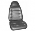 Mopar Seat Cover 1972-73 Dodge Charger SE & Charger Front Buckets