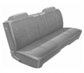 Mopar Seat Covers 1971 Charger Standard Style B body Front Split Bench