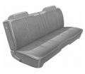 Mopar Seat Covers 1972 Charger Standard Style B body Front Split Bench