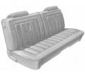 Mopar Seat Covers 1973 Dodge Charger Front Split Bench