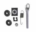 Mopar Clutch Release Rod Service Kit-1962-1965 B-body Big Block