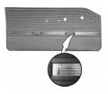 Legendary Auto Interiors - 1965 Valiant Signet Bucket Style Rear Door Panel