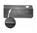 1975-76 Dart Swinger & Scamp Bucket & Bench Style Door Panels