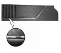 1973 Satellite & Roadrunner Bucket & Cloth Bench Style Rear Upper Panel