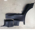 Dante's Mopar Parts - 1973-74 B-body Charger Satellite Road Runner Lower Rear (Plastic) Interior Panel