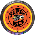 Accessories - Neon Clocks - Dante's Mopar Parts - Neon Clocks - Dodge Super Bee