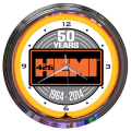 Accessories - Neon Clocks - Dante's Mopar Parts - Neon Clocks - Hemi 50th Anniversary