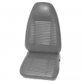Interior - Seat Covers 1970-1974 E-Body - Dante's Mopar Parts - Mopar Seat Covers 1970 Dodge Challenger RT, SE & Challenger Front Bucket Seat Cover