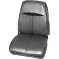 Legendary Auto Interiors - Mopar Seat Covers 1968 DART GT & GTS OEM Front Buckets - Image 1