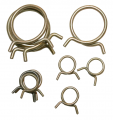 Heating & Cooling - Hose Clamp Kit - Dante's Mopar Parts - Hose Clamp Kit-1971-1974 Hemi & Big Block